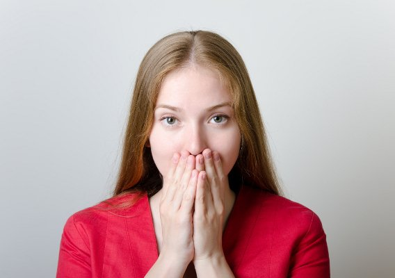 запах изо рта после кофе с молоком