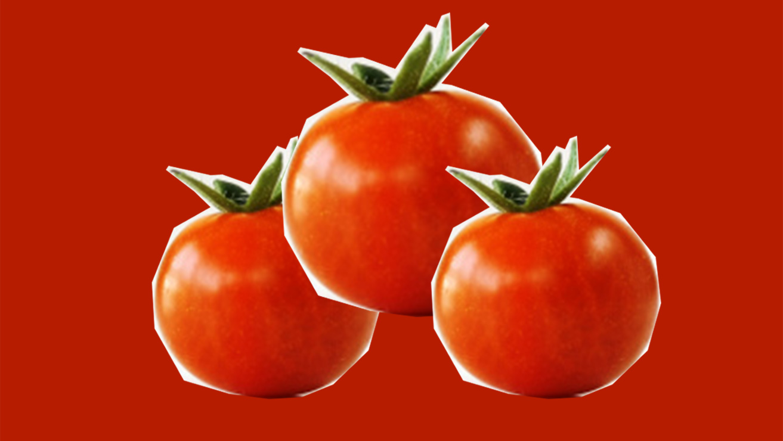 Вред для десен: помидоры