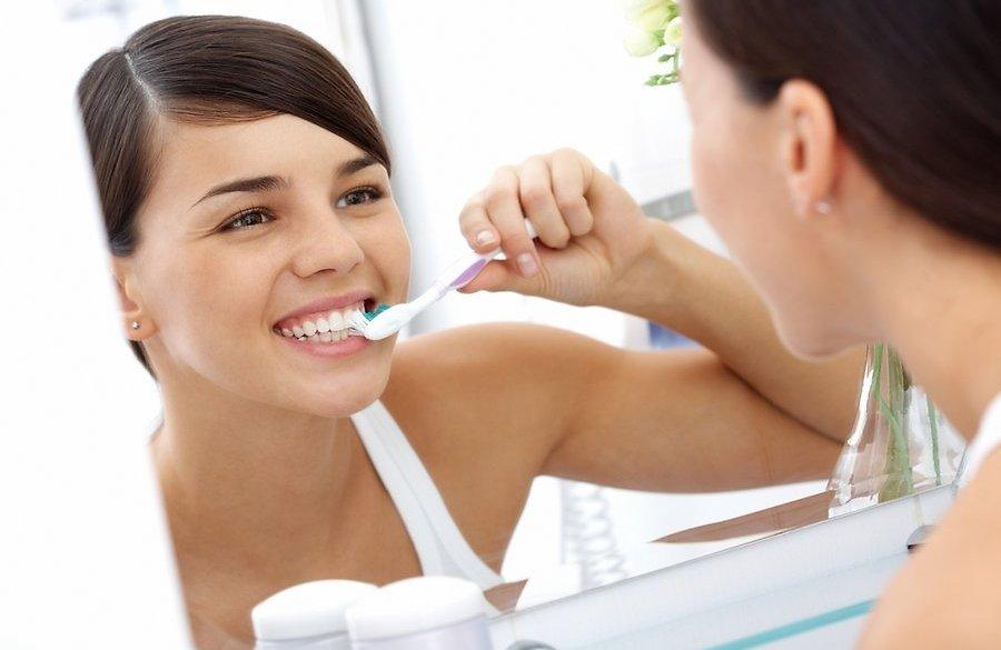 Ежедневная чистка зубов как профилактика болезней зубов