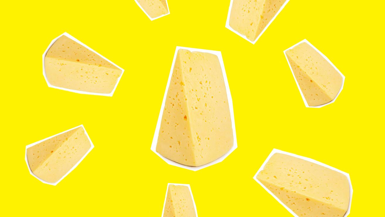 Продукты для крепких и здоровых зубов: сыр