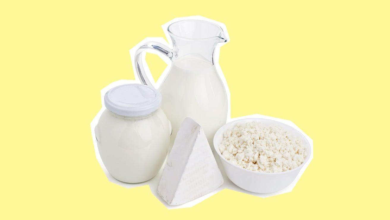Продукты, вызывающие запах изо рта: молочные продукты