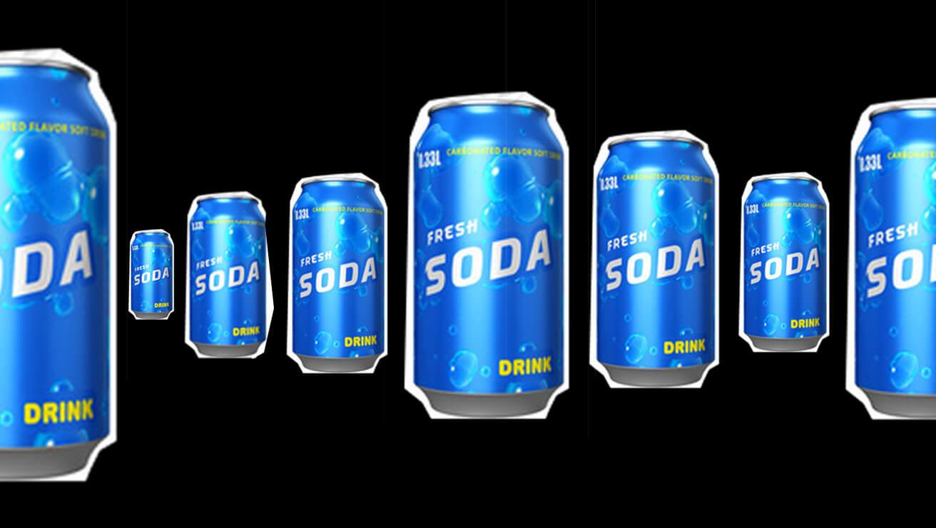 Пятна на зубах от продуктов: газированные напитки