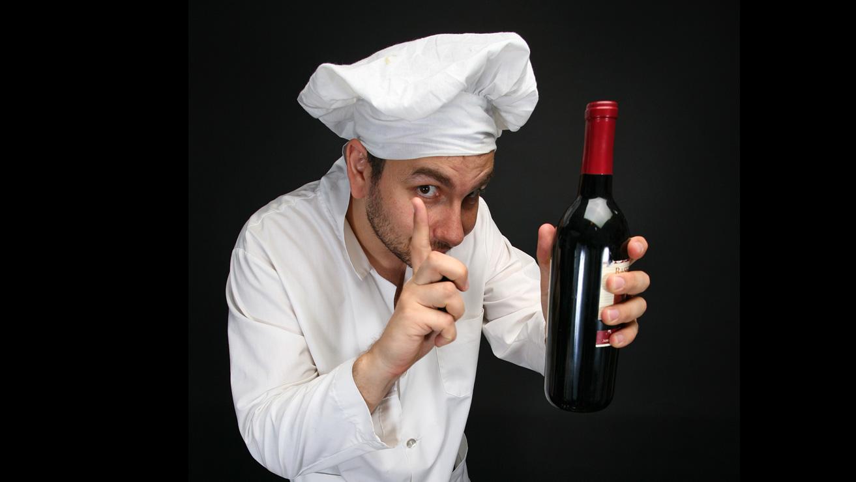 Пятна на зубах от продуктов: вино