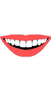 Половина взрослых говорят, что первое впечатление зависит от улыбки