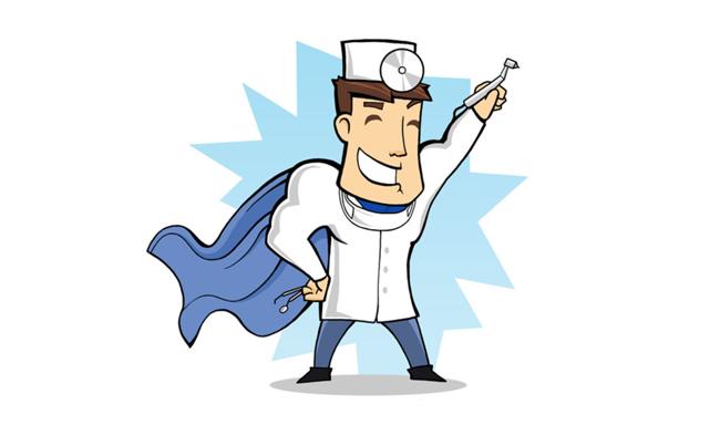 Своевременное посещение стоматолога поможет избавиться от кровоточивости десен