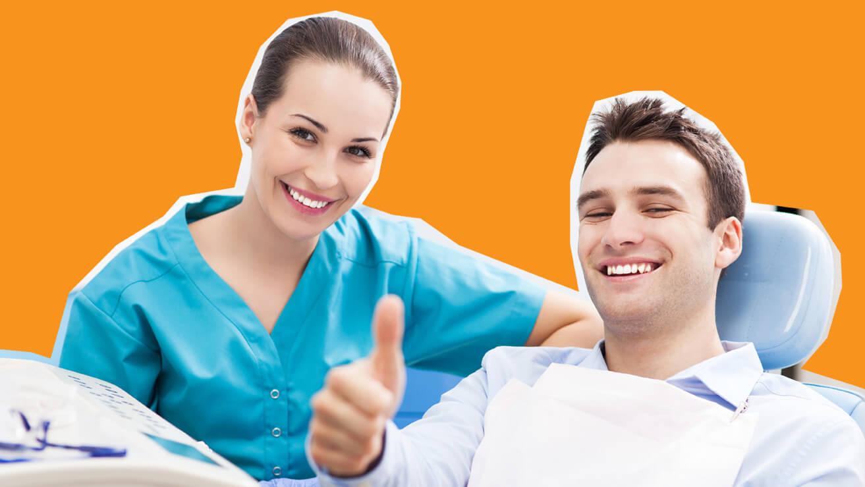 Причины чувствительности зубов: нерегулярная чистка зубов